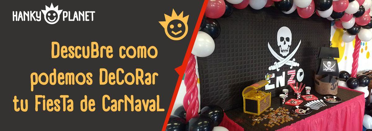 decorar carnaval