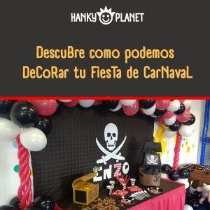 decora tu fiesta de carnaval