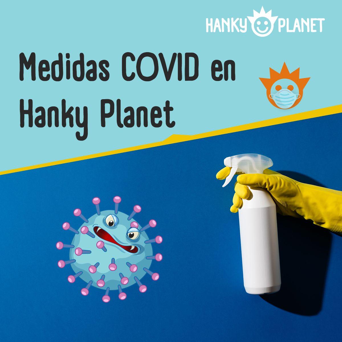 medidas covid hanky planet